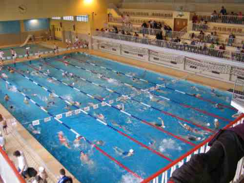 Grand prix de la r gularit et jean defrance verviers for Chaudfontaine piscine