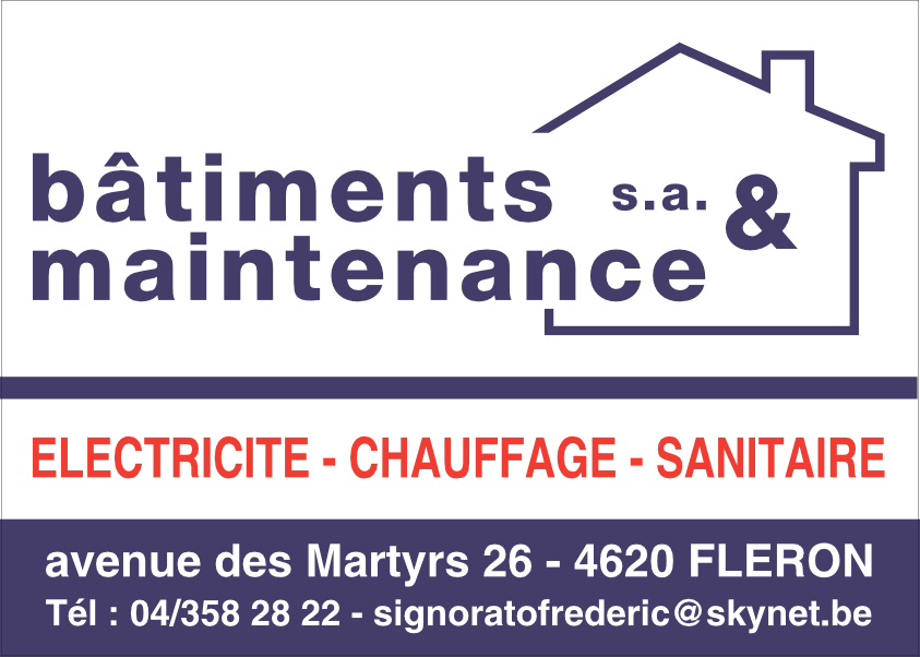 Bâtiments et Maintenance